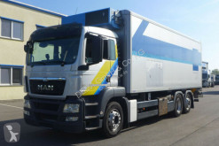Camión MAN TGS TGS 26.400*Euro 5*TÜV*Retarder*Lift-/Lenkachs frigorífico usado