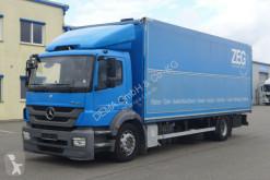 Teherautó Mercedes Axor Axor 1829*Euro5*TÜV*Klima használt ponyvával felszerelt plató