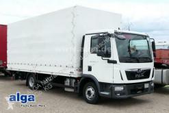 Kamión MAN TGL 8.190 TGL BL 4x2, 6.100mm lang, Klima, AHK, LBW valník s bočnicami a plachtou ojazdený