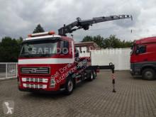 Camión Volvo FH FH 440 + Fassi F195 Kran Seilwinde 6x Hydr. chasis usado