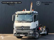 Камион Mercedes Antos 2540 6x2 E6 мултилифт с кука втора употреба