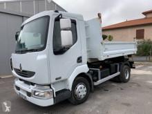 Camion polybenne Renault Midlum 180.12