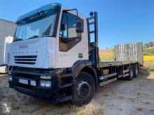 شاحنة حاملة آليات Iveco Stralis AD 260 S 27 Y/PS