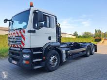 Kamión hákový nosič kontajnerov MAN TGA 28.360