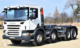 Teherautó Scania P 360 használt billenőplató