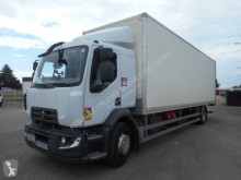 Renault Gamme D WIDE 280.19 truck used plywood box