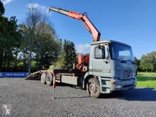 Camión caja abierta Mercedes Actros 2631