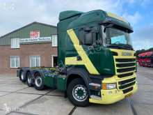 Camion porte containers Scania R 490