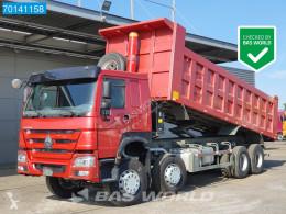 Tipper truck HOWO 371 NEW! Manual Big-Axle 27m3