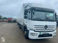 Mercedes Atego Atego 1530 Koffer kompletter Zug mit Anhänger trailer truck used box
