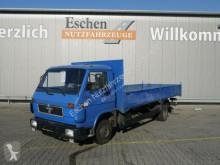 Camión MAN TGL MAN 8.150 Pritsche*Schalter*3 Sitze*AHK*Blatt caja abierta teleros usado