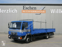 Camião MAN TGL 8.153 L Pritsche*3 Sitze*AHK*Kasten*Schalter estrado / caixa aberta caixa aberta usado
