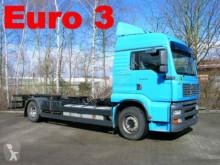 Kamión MAN TGA 18.410 TGA2 Achs BDF- LKW podvozok ojazdený