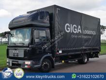 Camião MAN TGL 8.180 cortinas deslizantes (plcd) usado