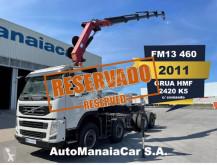 Ciężarówka podwozie Volvo FM13 460