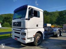 Ciężarówka MAN TGA 24.430 Hakowiec używana