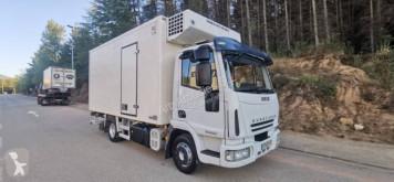 Camión Iveco Eurocargo 100 E 22 frigorífico mono temperatura usado