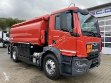 Caminhões cisterna hidraucarburo MAN TGM 18.320 4x2 BL - Tankwagen Esterer 14.230 L