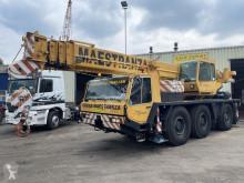 Faun RTF 40-3 Crane 40 Ton 6x6x6 + Jib Good Condition autojeřáb použitý