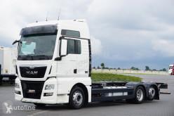 Camion MAN TGX / / 26.440 / E 6 / ACC / BDF / 7.15 , 7,45 , 7,82 / RETARDE châssis occasion
