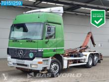 Kamión hákový nosič kontajnerov Mercedes Actros 2543