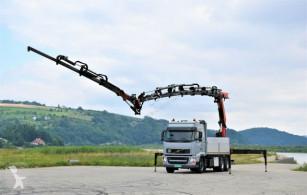 Camion Volvo FH 460 *PK 40002-EH F + JIB060B + FUNK /6x4 ! plateau occasion