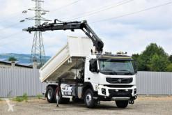 Камион самосвал Volvo FMX 370 * Bordmatic + HIAB 166 B-3HIDUO+FUNK/6x4