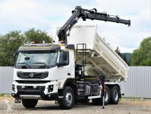 Kamión valník Volvo FMX 370 * Bordmatic + HIAB 166 B-3HIDUO+FUNK/6x4