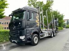 Kamión súprava na odvoz dreva Mercedes Actros Actros 3363 6X4 Kran Palfinger Epsilon /Retarder