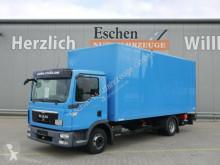 Camión MAN TGL TGL 12.180 BL*Seitentür*Koffer*Klima*Aut furgón usado