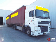 Camion remorque rideaux coulissants (plsc) DAF XF