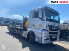 Ciężarówka platforma burtowa MAN TGX 26.460 6X2-4 BL