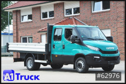 Iveco Daily Daily, 70-C17, Doka, Maulkupplung, NL 3980 Kg. utilitaire plateau ridelles occasion