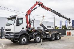 Renault container truck Kerax