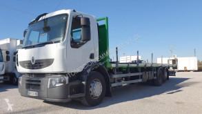 Camión caja abierta transportador de hierro Renault Premium 380 DXI