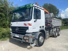 Camión volquete volquete trilateral Mercedes Actros 3336