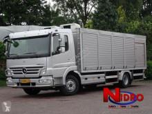 Mercedes egyhőmérsékletes hűtőkocsi teherautó Atego 1016