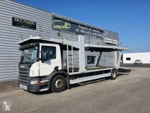Camion Scania P 270 porte voitures occasion