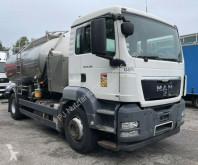 MAN élelmiszerszállító/büfékocsi tartálykocsi teherautó TGS 18.360 Intader