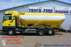 MAN élelmiszerszállító/büfékocsi tartálykocsi teherautó TGA 26.480 Köhler Silo 29 m³ 3 Kammern TüV 11/21