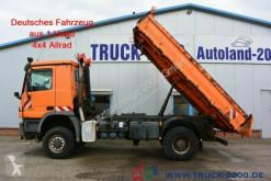 Camión volquete volquete trilateral Mercedes Actros Actros 1832 4x4 Meiller 3-S Kipper Winterdienst