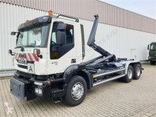 Camion polybenne Trakker AD260T41 6x4 Trakker AD260T41 6x4, Winterdienstausstattung