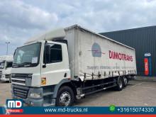 Lastbil DAF 85 340 glidende gardiner brugt