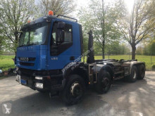 Camion Iveco Trakker 410 T 45 polybenne occasion