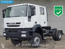 Camión Iveco Trakker 380 chasis usado