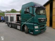 Camion porte engins MAN TGX 26.360