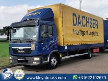 Vrachtwagen met huifzeil MAN TGL 12.250