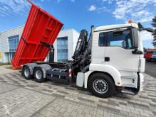 MAN TGS 26.440 truck used tipper