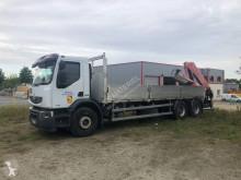 Camion plateau ridelles Renault Premium Lander 370.26 DXI