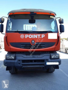 Camion Renault Kerax 380 DXI plateau occasion